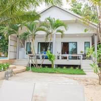 Voorbeeld Deluxe Beach Front Villa
