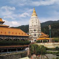 Penang - Kek Lok Si Tempel