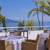 Kontokali Bay Resort & Spa - Terras