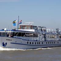 6-daagse riviercruise Zeeland met mps Azolla