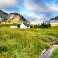 Glencoe landschap