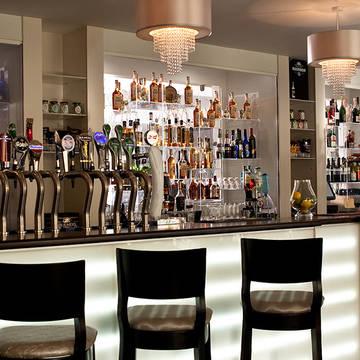 Bar Hotel Jurys Inn Parnell