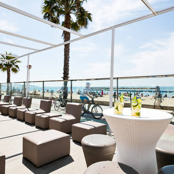 Chill out zone Hotel Best Maritim