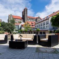 Autovakantie Best Western Hotel Schlossmühle in Quedlinburg (Harz, Duitsland)
