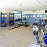 Ibersol SPA Aqquaria - Gym