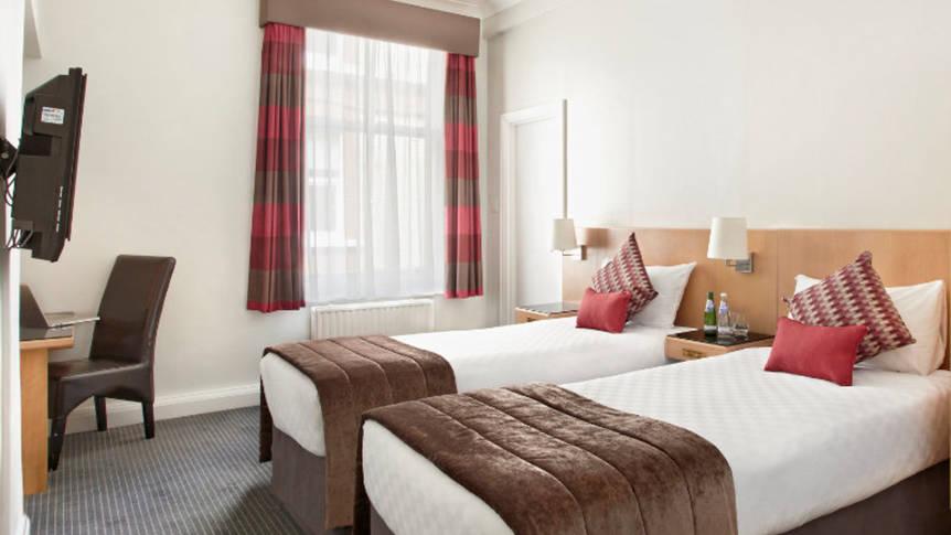Kamer Hotel Bloomsbury Park