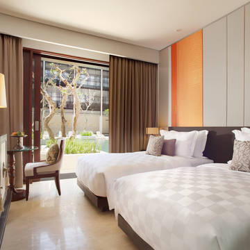 Voorbeeld Deluxe Pool Access kamer Anvaya Beach Resort
