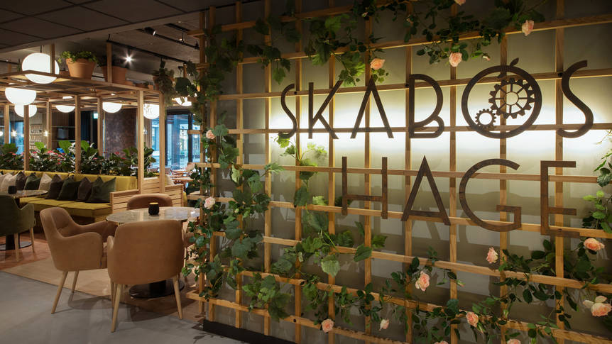 Restaurant Scandic Sjølyst Hotel