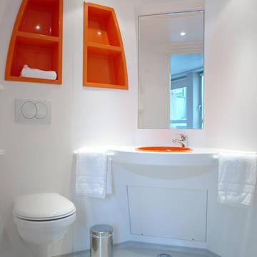 Badkamer Hotel iStay Porto Centro