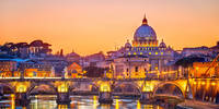 5-daagse vliegreis Ontdek Rome