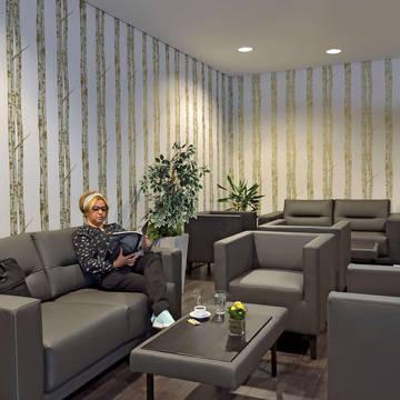 Lounge Hotel Best Western City Ost