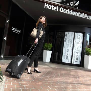 Occidental Praha, Praag Hotel Occidental Praha
