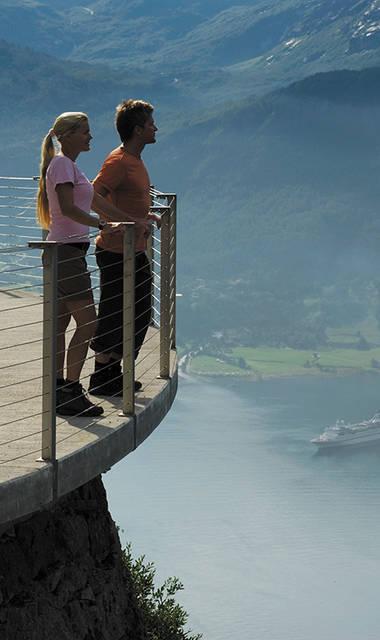 17-daagse fly-drive Sprookje van de Fjorden