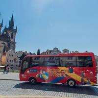 Praag Bus