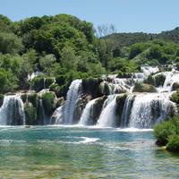 Nationaal Park Krka watervallen