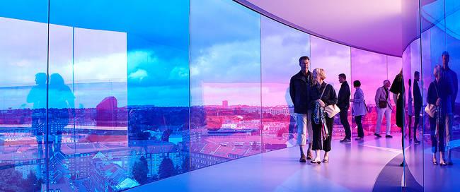 Aarhus Kunstmuseum ARos - Fotograaf: Claes Bech-Poulsen