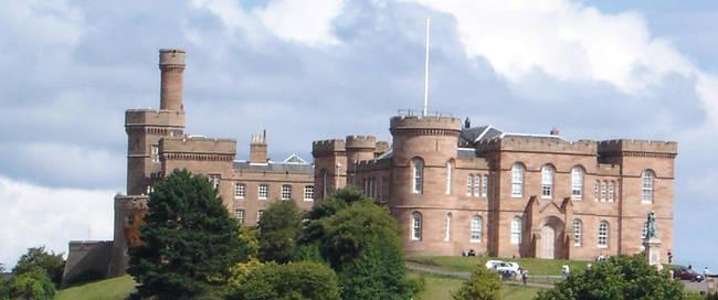Inverness kasteel
