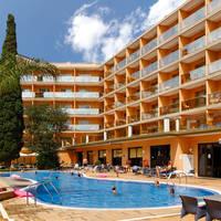 Zonvakantie Hotel Bon Repòs in Calella (Costa Barcelona, Spanje)