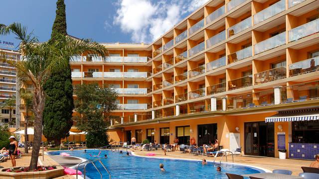 Exterieur Hotel Bon Repòs