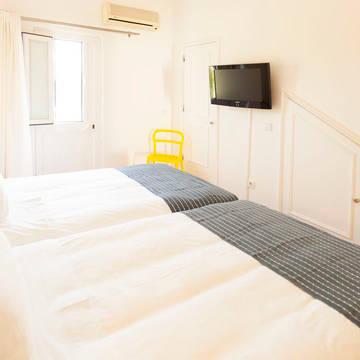 Voorbeeld kamer Hotel Vasco da Gama