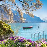 Meer van Geneve, Montreux