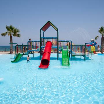 Voor de allerkleinsten valt er genoeg te beleven! Star Beach Village & Waterpark