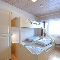 5-kamerappartement slaapkamer voorbeeld