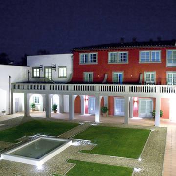 Avond impressie Relais Villa Il Palagio