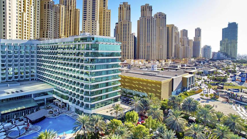 Exterieur Hilton Dubai Jumeirah