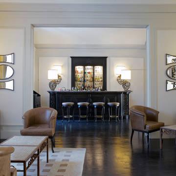 Bar Hotel NH Firenze Anglo American