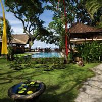 zwembad- en strandzijde