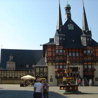 Raadhuis Wernigerode