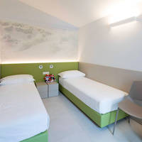 Voorbeeld slaapkamer bungalow
