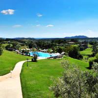 Villa Cariola - tuin met zwembad