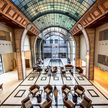 Lobby Hotel Continental Budapest