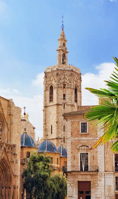 9-daagse autorondreis Stijlvol Spanje