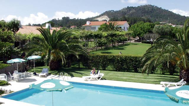 Zwembad-4 Hotel Quinta Dom Sapo