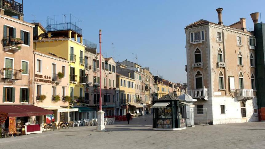 Omgeving Hotel Ca'Formenta
