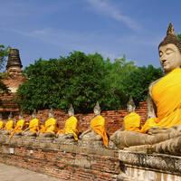 Boeddha's Ayutthaya