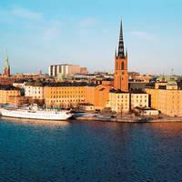 Stockholm overzicht