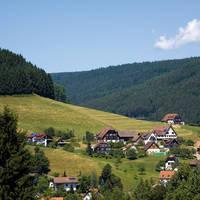 Thüringen landschap