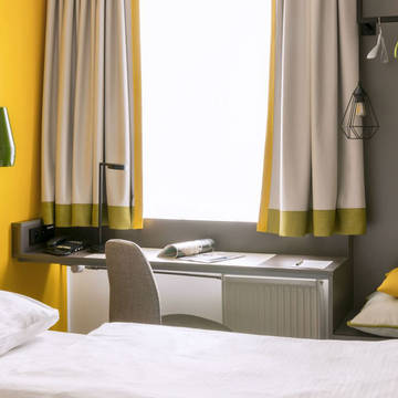 Vienna House Easy Cracow - kamer Hotel Vienna House Easy Cracow