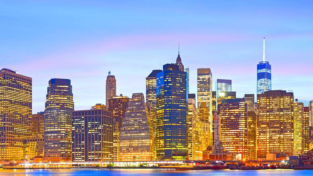 Panorama Lower Manhattan