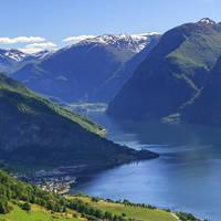 Aurlandfjord - Fotograaf: Paul Edmundson