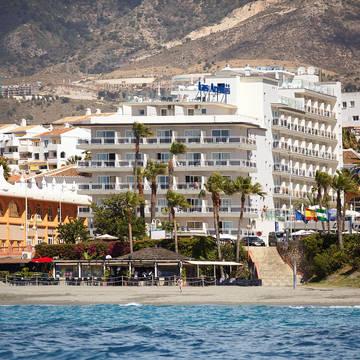 Aanzicht Hotel Symbol Las Arenas