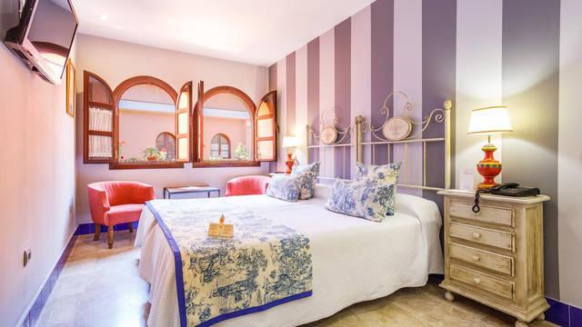 Kamer Hotel Patio de la Alameda