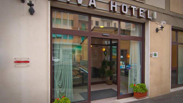 Entree Hotel Diva
