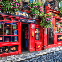 Dublin - Temple Bar