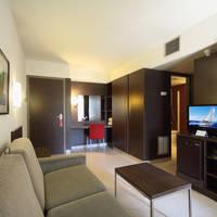 Voorbeelkamer Suite