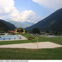 Openbaar zwembad Flattach